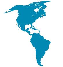 map americas